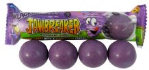 Zed Blackcurrant Jawbreakers 4's